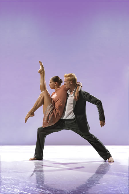 Dance Review: NDT2 Mixed Bill @ Sadler's Wells
