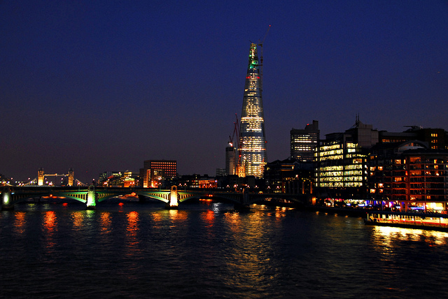 Shard Luck: Paris To Build Europe's Tallest Skyscraper
