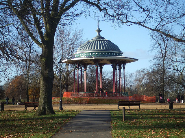 Clapham Common Bandstand by Matt from London