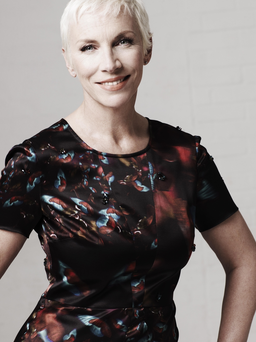 Annie Lennox at 'Equals Live 2012' at Southbank / Fri 9 March