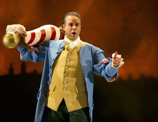Opera Review: Barber of Seville @ Hackney Empire