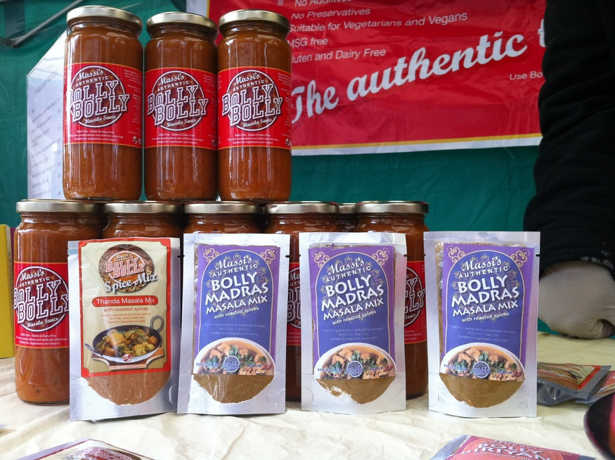 Homemade Indian products from Bolly Bolly