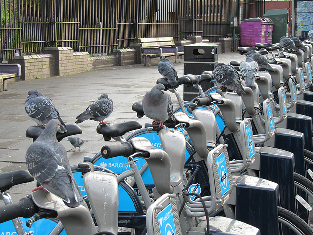 Still want a Boris bike?, by __andrew