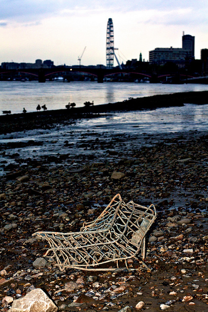 Discarded, by Simon Wicks