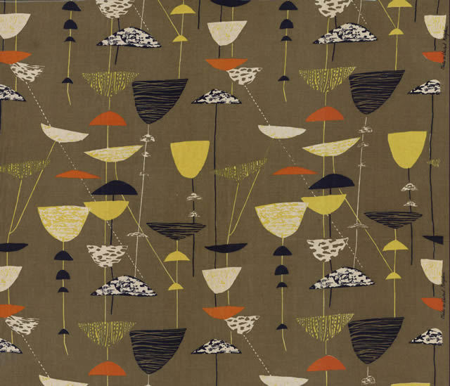 Caylx, 1951. Designed by Lucienne Day