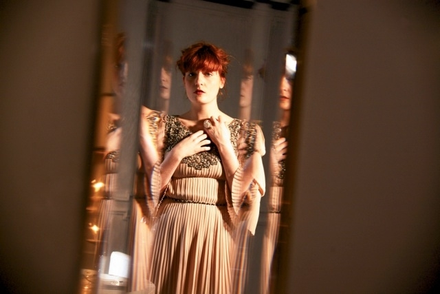 Florence and the Machine at 'She Bop A Lula' / Credit Wendy Redfern