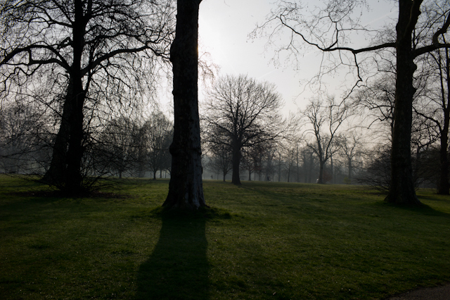"Time: 07:35, Location: Hyde Park, Title: ""Untitled"""