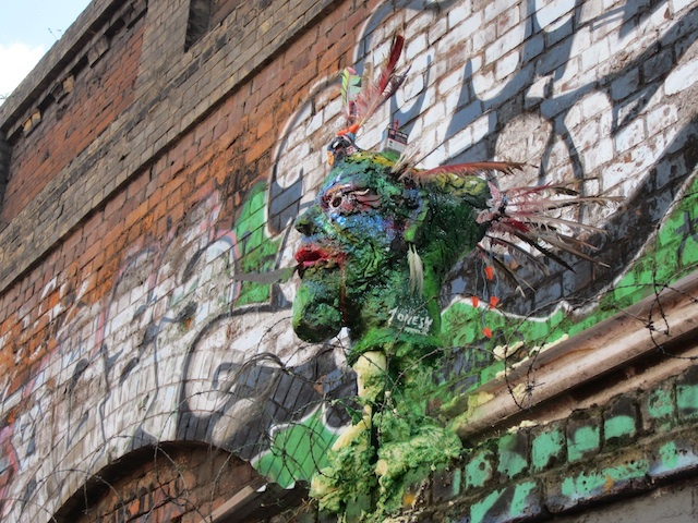 The Green Head Of Sclater Street