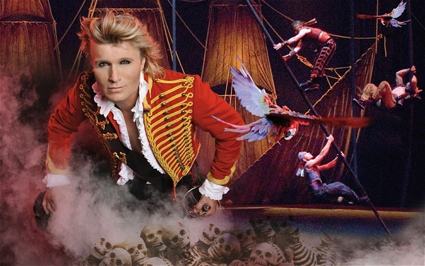 Review: Hans Klok's The Houdini Experience @ Peacock Theatre