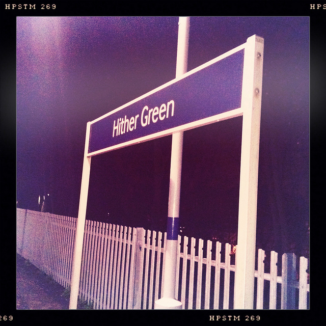 Man Dies After Being Hit By Train At Hither Green