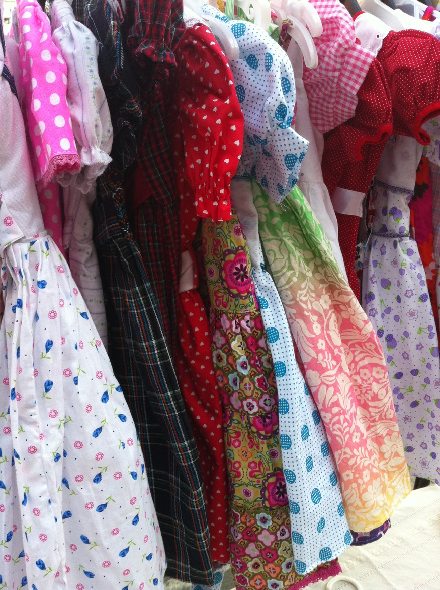 Dresses from Honey Bunch