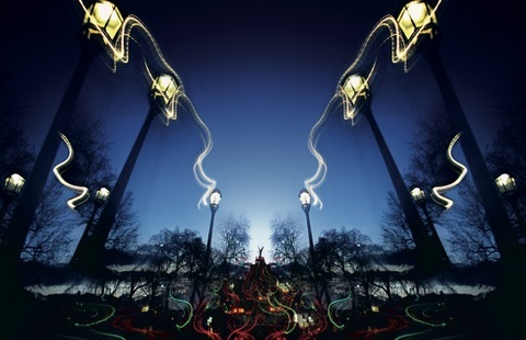 Olivier, Dassault, Hyde Park by night, London 2007
