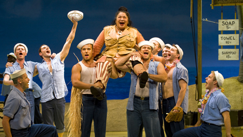 Theatre Review: South Pacific @ New Wimbledon Theatre