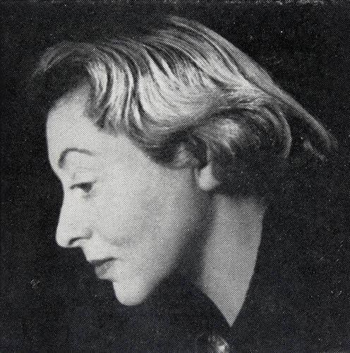 Marian Mahler (1911– 83)