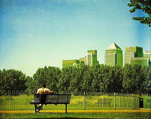 London's Great Green Space Sell-Off