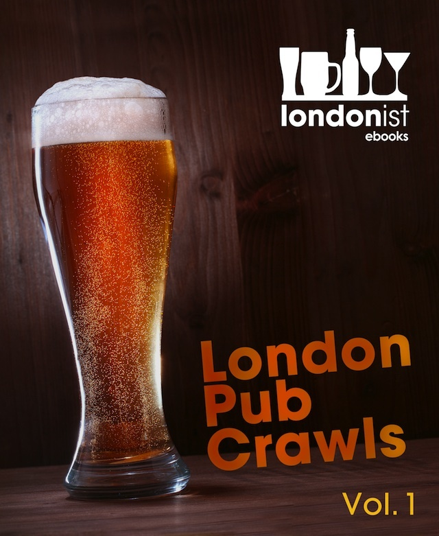 The Londonist Book Of London Pub Crawls