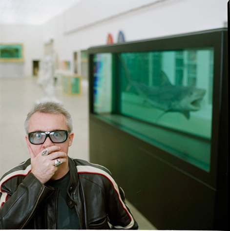 Damien Hirst Unveils Plans For New Gallery In Vauxhall