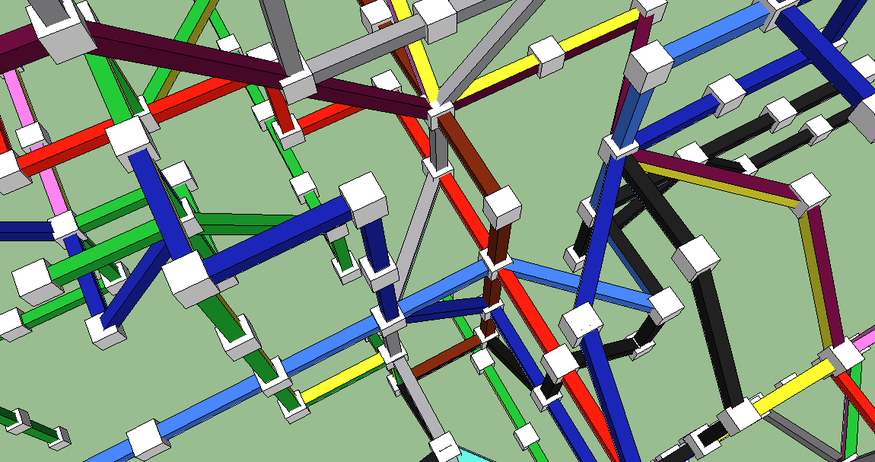 A 3D London Tube Map  Londonist