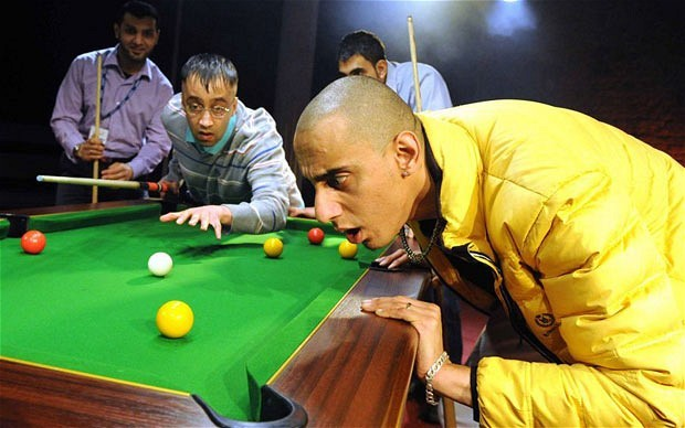 Theatre Review: Snookered @ Bush Theatre