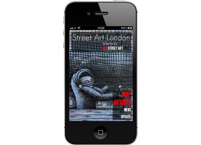 App Review: Street Art London