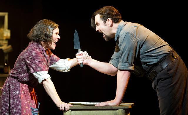 Theatre Review: Sweeney Todd @ Adelphi Theatre