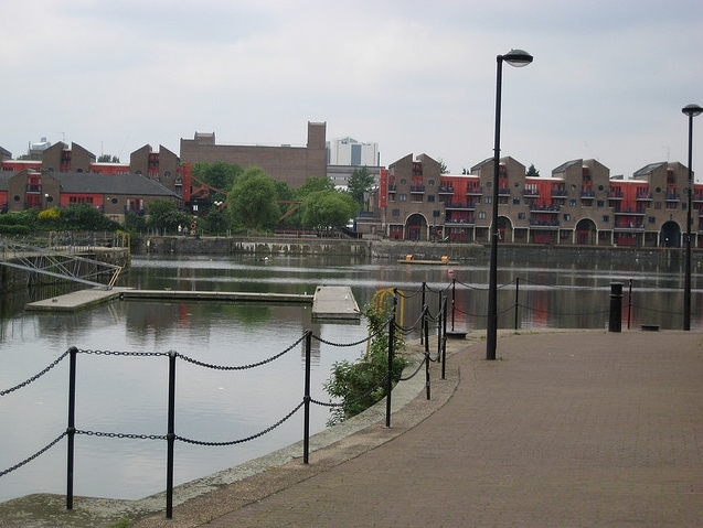 Shadwell Basin