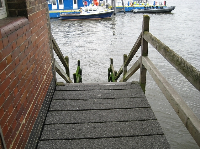 Wapping New Stairs
