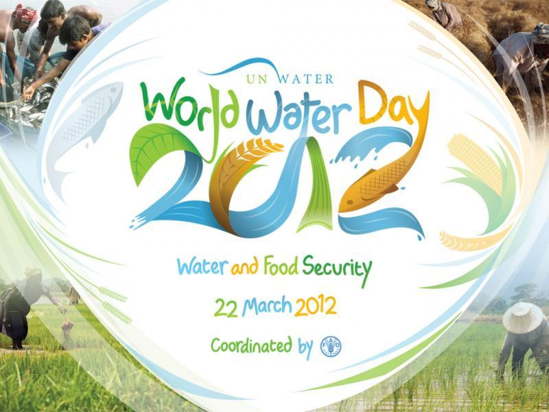 Support World Water Day In London