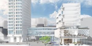 New Plan To Redevelop Centre Point