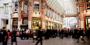 Free Pint of Beer And A Record Breaking Toast @ The Lamb Tavern, Leadenhall Market