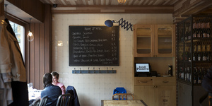 What's For Lunch? Pizarro, Bermondsey Street