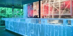 Combine Cold With Warm: Win An ICEBAR & Dine Experience