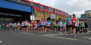My London Marathon: Poop Crisis