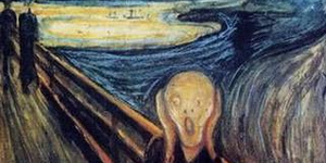 The Scream Comes To London
