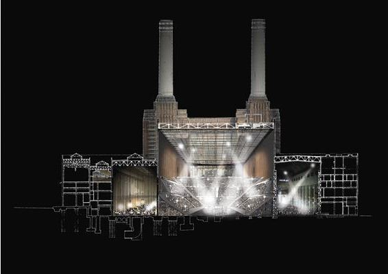 Another New Plan For Battersea Power Station