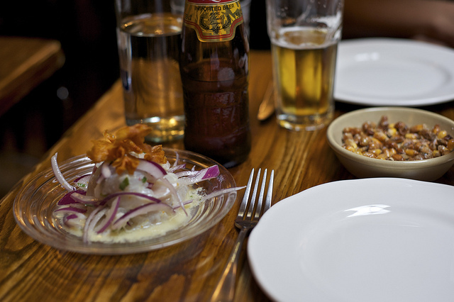 New Restaurant Review: Ceviche, Frith Street