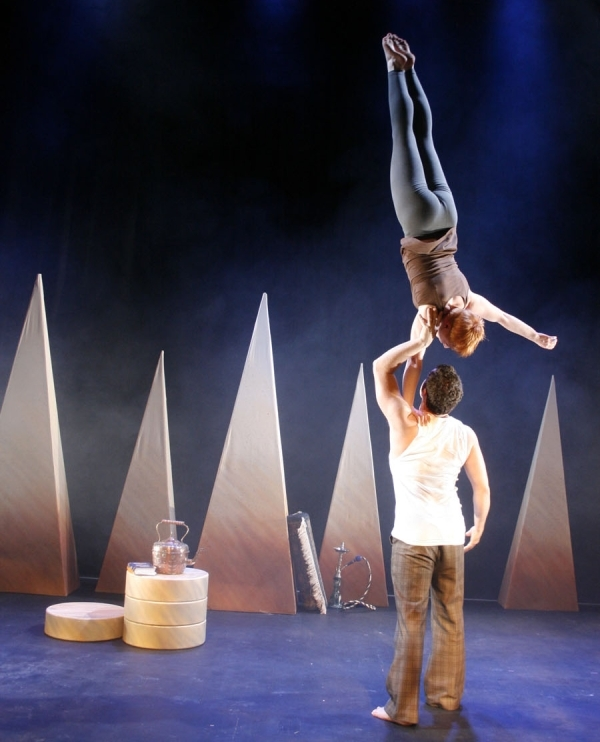 Circusfest Review: Backgammon for Beginners @ Jacksons Lane