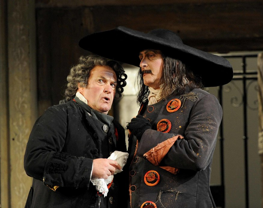 Preview: English National Opera @ Coliseum, April - July 2012