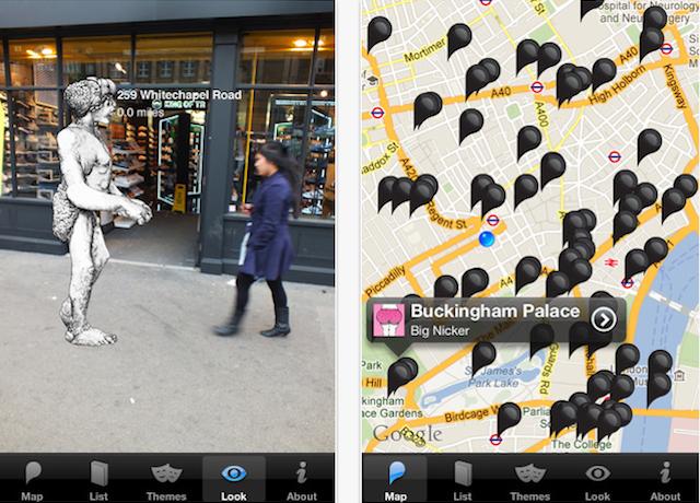 App Review: Black Plaques London