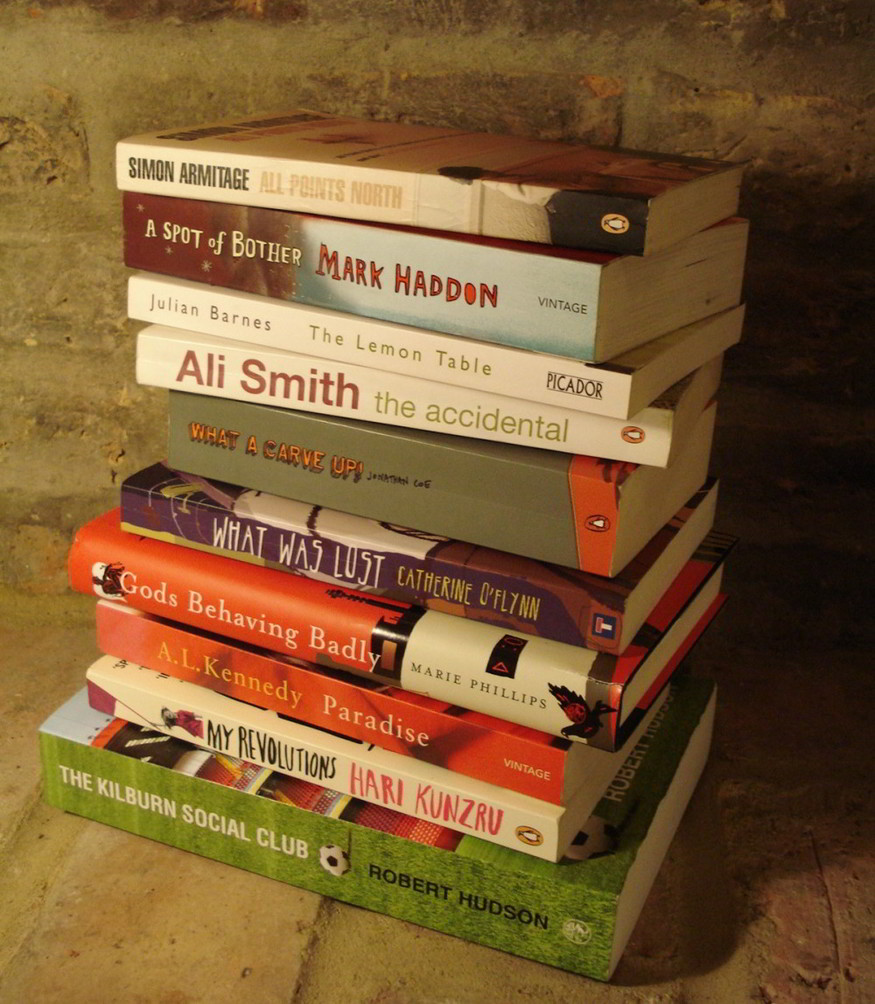 Book Grocer: 4-10 April