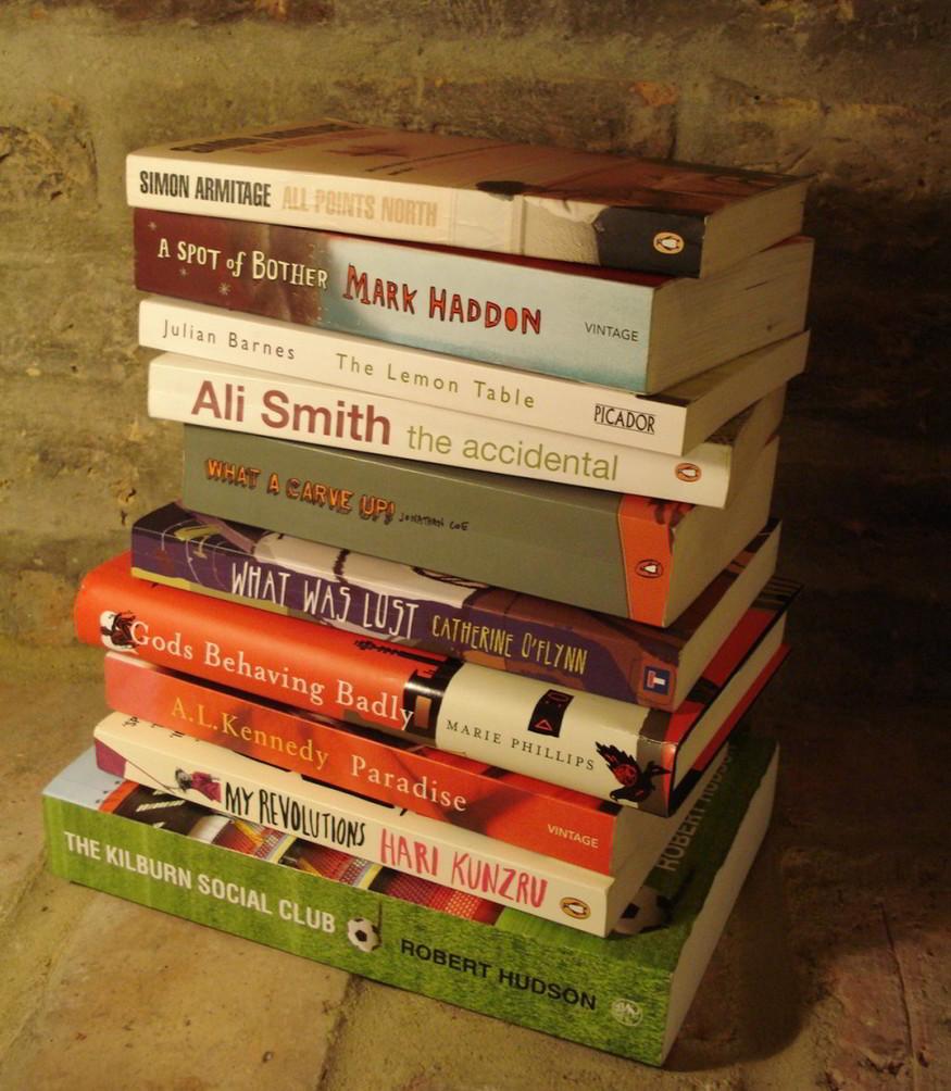Book Grocer: 11-17 April