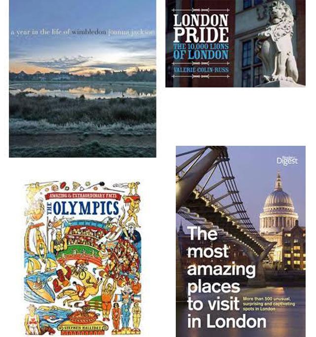 Books Roundup