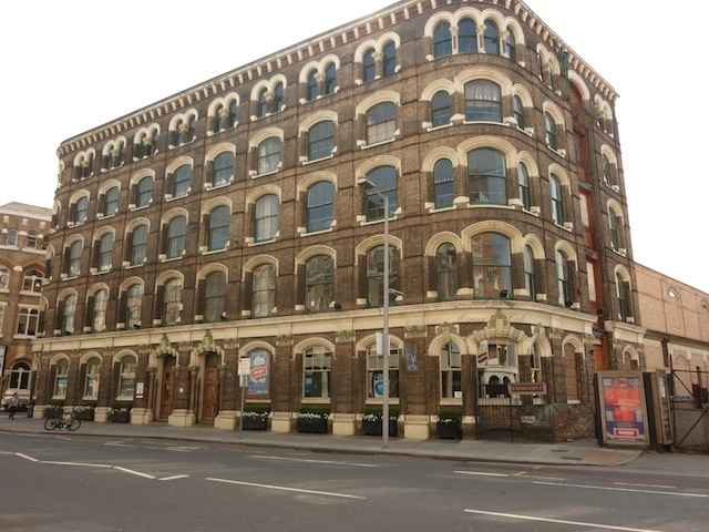 Fringe Benefits: Menier Chocolate Factory