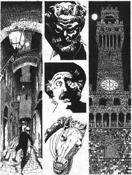 Exhibition Preview: Gothic Comics @ The Old Operating Theatre Museum