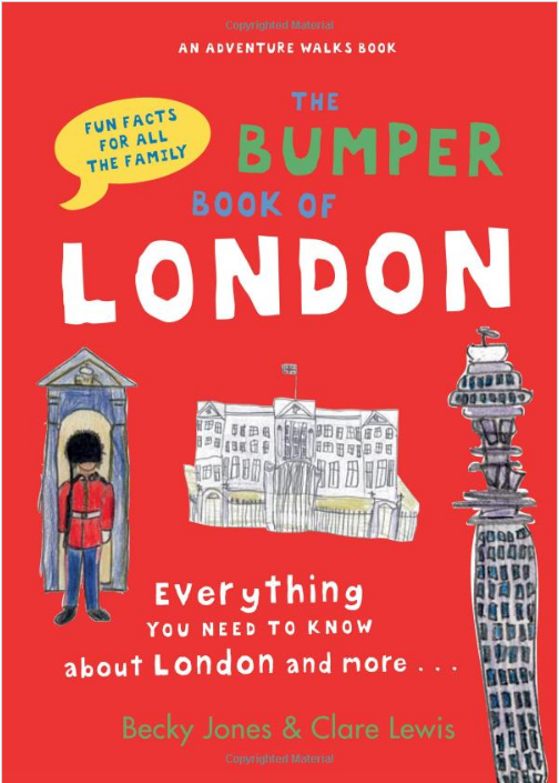 Book Review: The Bumper Book Of London