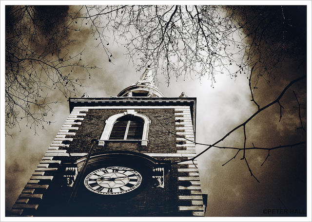 St Mary's Church, Islington, by peterphotographic