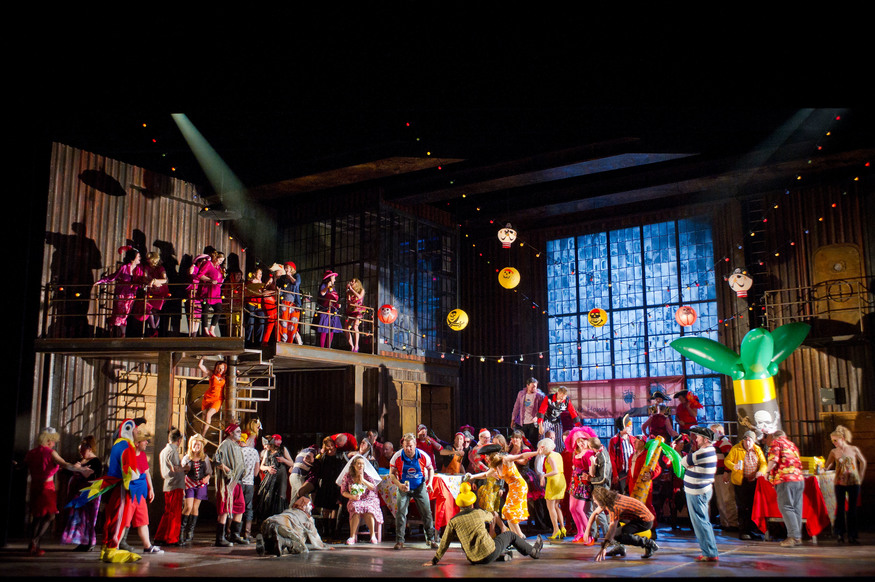Opera Review: The Flying Dutchman @ Coliseum
