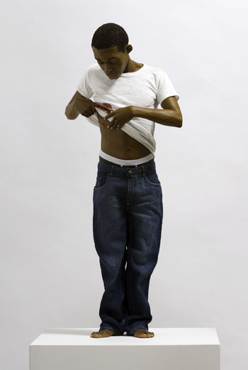 Ron Mueck, Youth