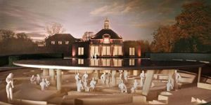 Design For This Year's Serpentine Pavilion Revealed