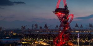 ArcelorMittal Orbit Tower Completed